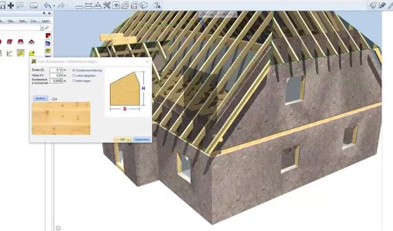 ALLPLAN All Add-In - Dach - zur jährlichen Miete