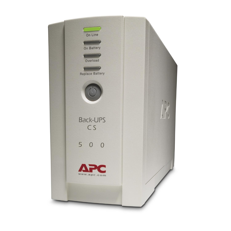 APC Back-UPS 500, 120V