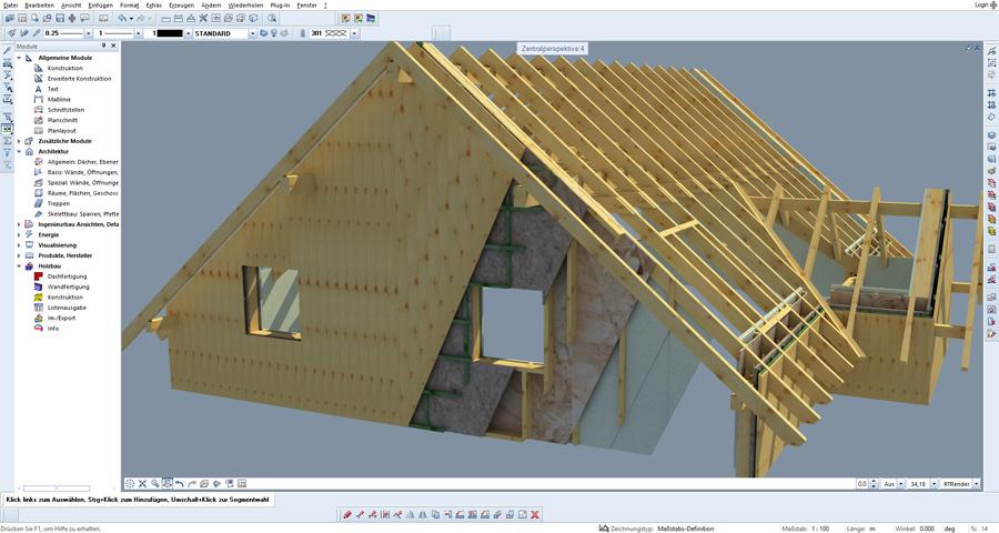 ALLPLAN All Add-In - Holzhausplaner | zum Kauf