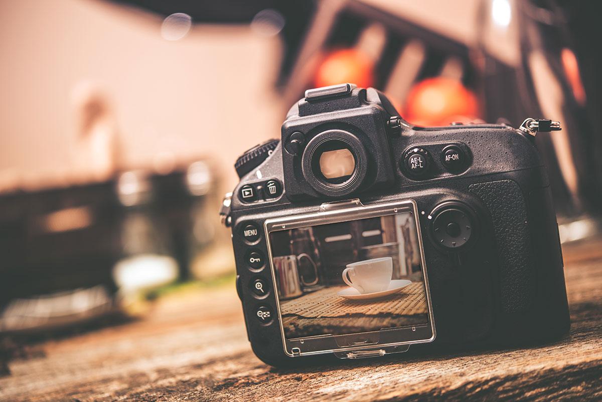 Professionelle Fotografie vor Ort