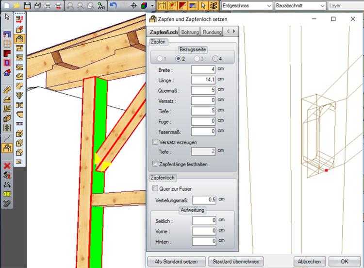 LIGNIKON XL V14 | 3D-Holzbausoftware für erweiterte Tragkonstruktionen & Abbund - zur Jahresmiete