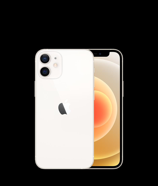 "APPLE iPhone 12 Mini 64GB White 5,4"" 5G iOS"