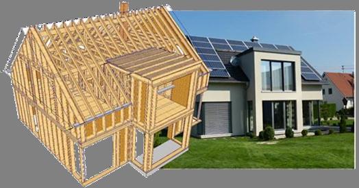 WOODCON V14 | Modul B) Holzrahmen-/ Blockbau CAD - zum Kauf