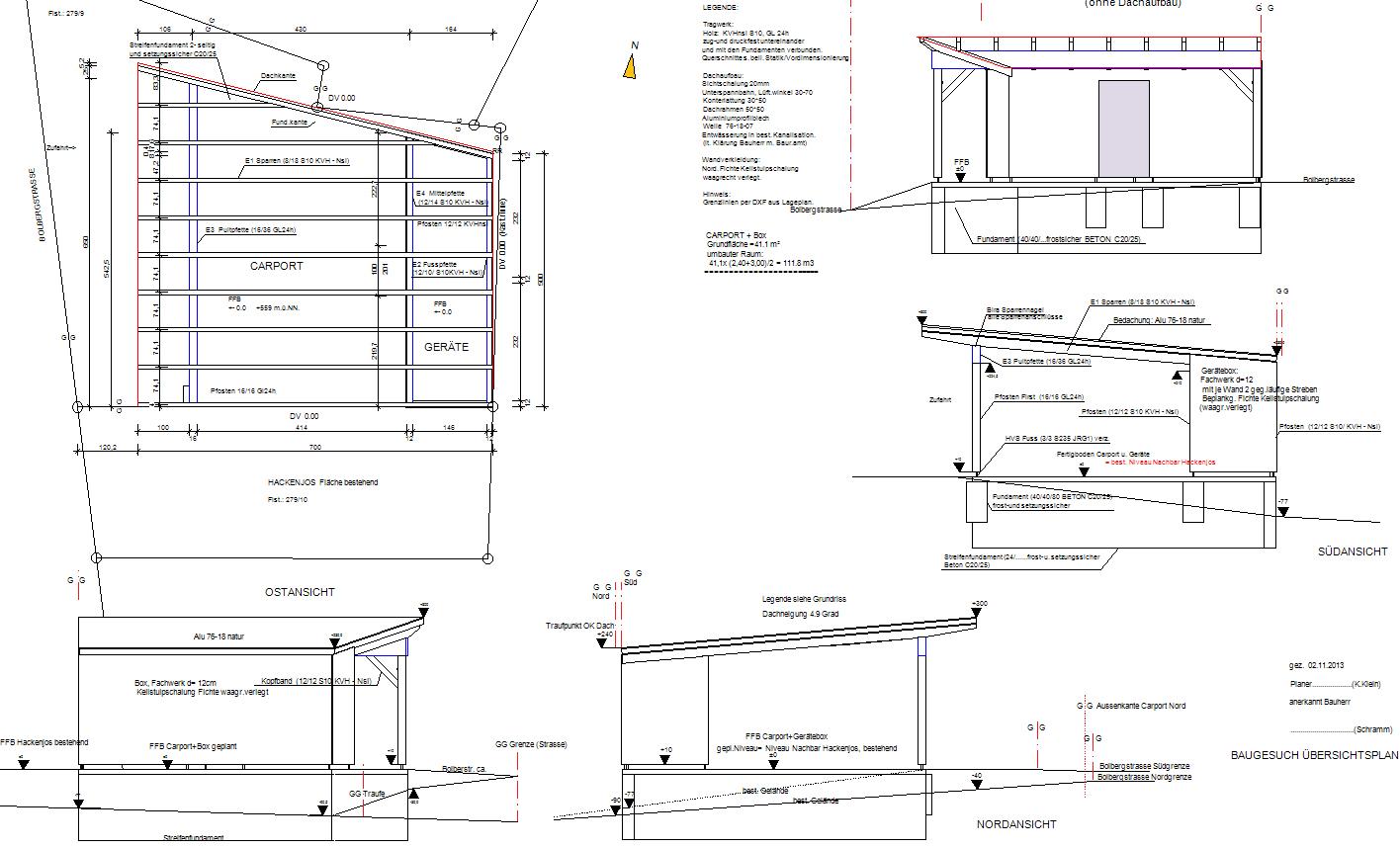 WOODCON - Zusatzmodul Planzusammenstellung  (setzt WoodCon Modul A und/oder B vorraus)